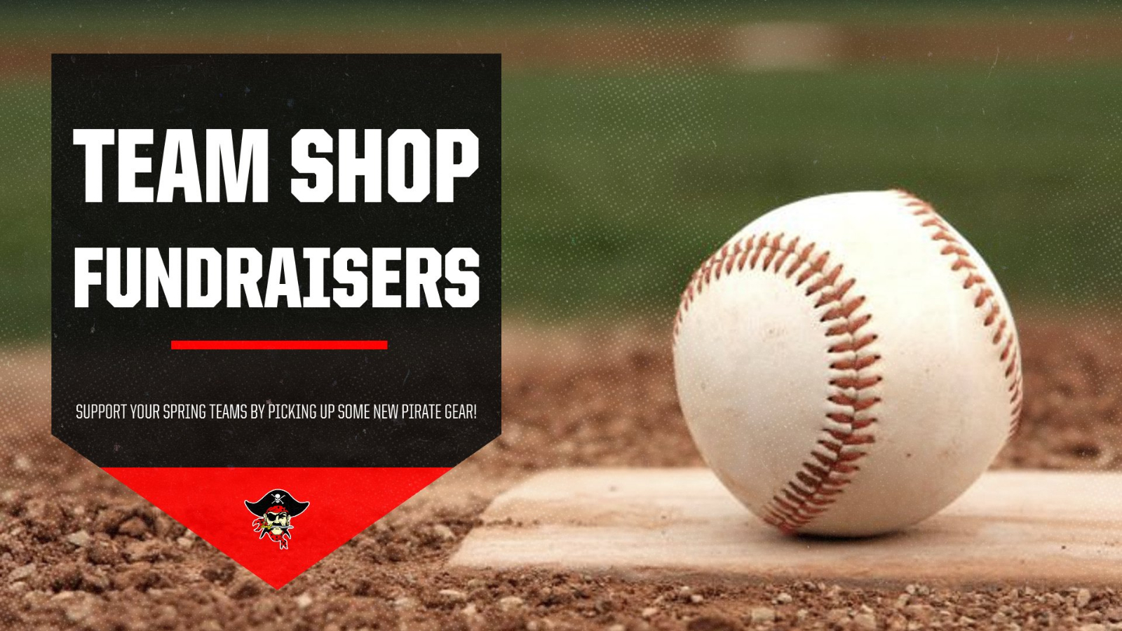 Spring Team Shop Fundraisers