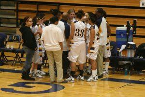 2011-12 Girls Varsity Basketball Season