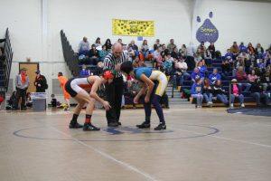 2011-12 Varsity Wrestling Season