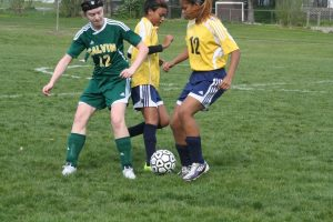 2012 Girls Varsity Soccer Season