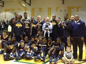 Godwin Heights Varsity Boys Basketball 2012 – 2013