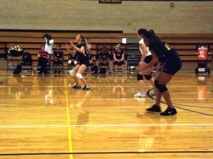 2013 Freshman Volleyball Season