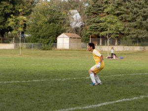 Junior Varsity Soccer