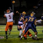 Varsity Football vs. Belding & Homecoming Pictures