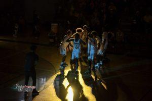 Boys Varsity Basketball vs. Belding 2016-17