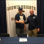 Christian Rodriquez signs to Cornerstone