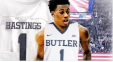 Markeese Hastings signs with Butler Univ to play basketball!