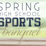 HS SPRING SPORTS BANQUET – WED, JUNE 5