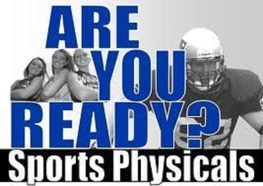 FREE High School & Middle School Sports Physicals for 2018-19