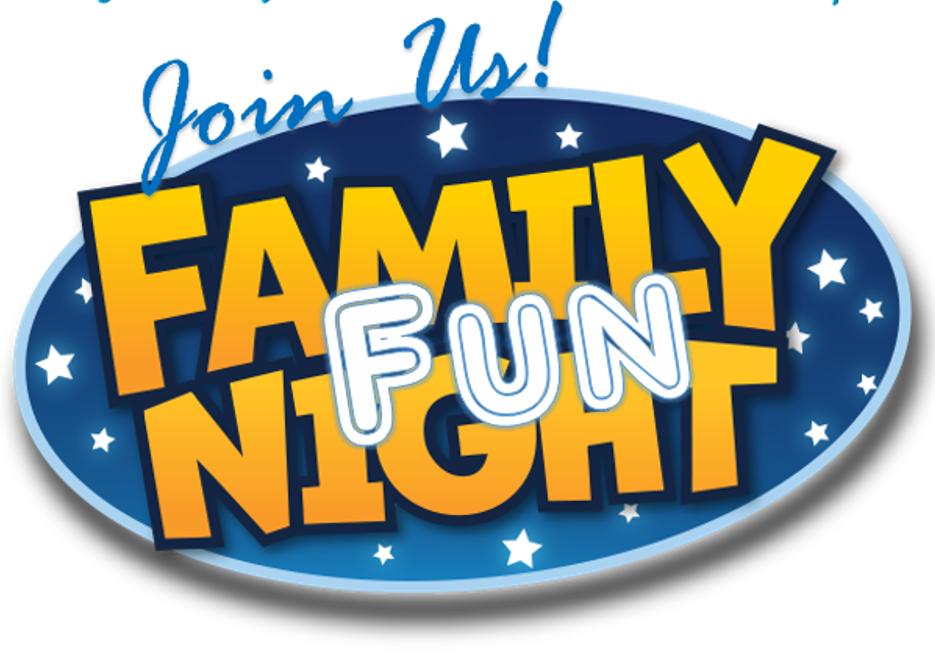 Family Fun Night / Noche de Diversion Familiar – 4/24/18