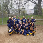 Congratulations to the Godwin Heights Softball Team