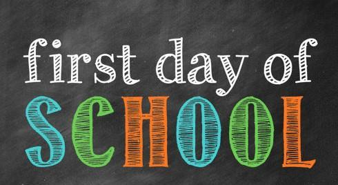School Starts – Monday, August 20th!