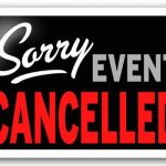 Competitive Cheer Cancelled – Wed, Feb 13