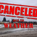Sporting Event Cancellations for Wed, Feb 6