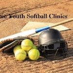 Youth Softball Clinics-FREE-June 25-27 and July 23-25
