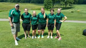 SBCSC Girls Golf Tournament