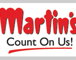 Martin's Supermarket partners with WHS for Friday's football game!