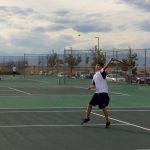 FHS tennis wrapping up their second season