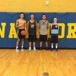 Sat Morning Bball Winning Team! (9/3/16)