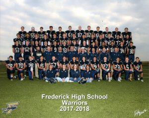 2017 Varsity Photo