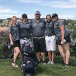 Girls Varsity Golf finishes 4th place at Tournament @ Pelican Lakes Golf Course