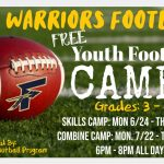 FREE Youth Football Camps & Coaching Clinics