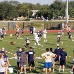 Boys Junior Varsity Football beats John F. Kennedy 30 – 14