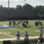 Boys Varsity Football beats John F. Kennedy 42 – 28