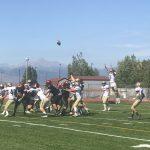 Junior Varsity Football falls to Erie 28 – 14