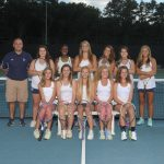 Spartanburg High School Girls Varsity Tennis beat Dorman High School 6-1