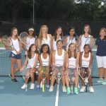 Spartanburg High School Girls Junior Varsity Tennis beat Dorman High School 6-1