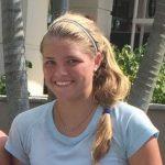 Maggie Cubitt wins Girls 16's National Selection Doubles tournament