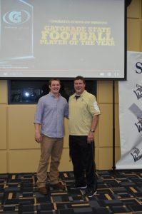 Austin Scott – Gatorade Football Player of the Year