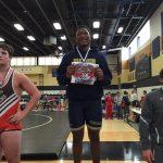 Tommy Washington- Wrestling Region Champ 220lb Division