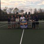 Vikings Varsity Tennis Wins National Title