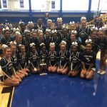 Competitive Cheer qualifies for State