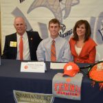 Chambers Easterling signs National letter of Intent