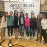 Caroline Layne signs Volleyball NLI