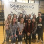 Lacrosse players sign NLI