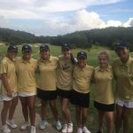 JV girls golf falls to Dorman
