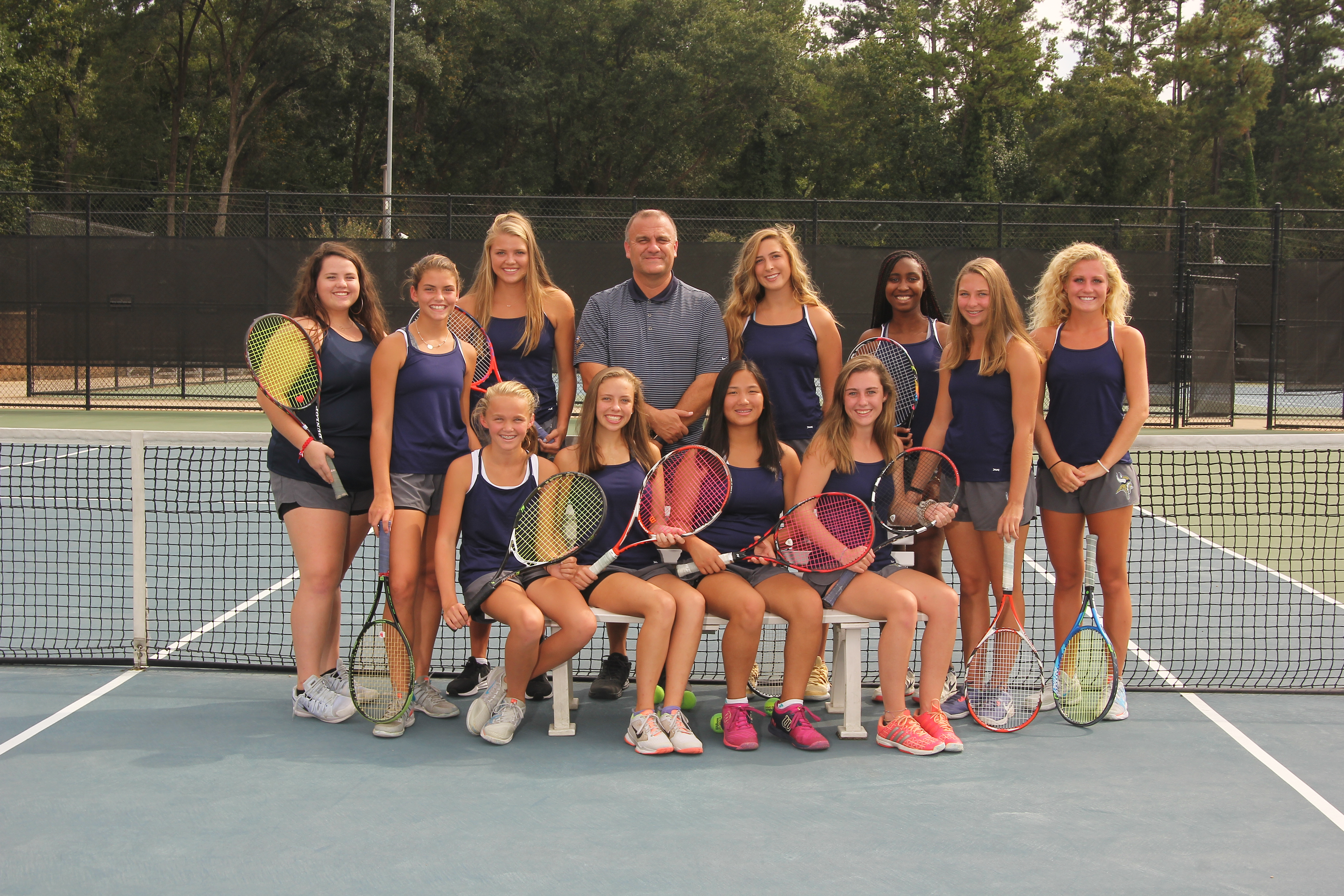 Girls tennis – Region 2-AAAAA Champions