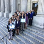 State Champions visit to State House