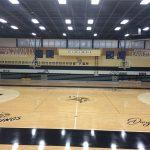 Dobson Gym final regular season games