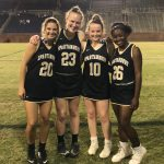 Girls lacrosse ends season with Big win