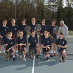 Boys Junior Varsity Tennis beats Spartanburg Day School 7 – 2