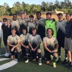 Boys Varsity Soccer beats Oakbrook Preparatory School 1 – 0 on Senior Night