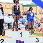 Cameran Gist wins State triple jump
