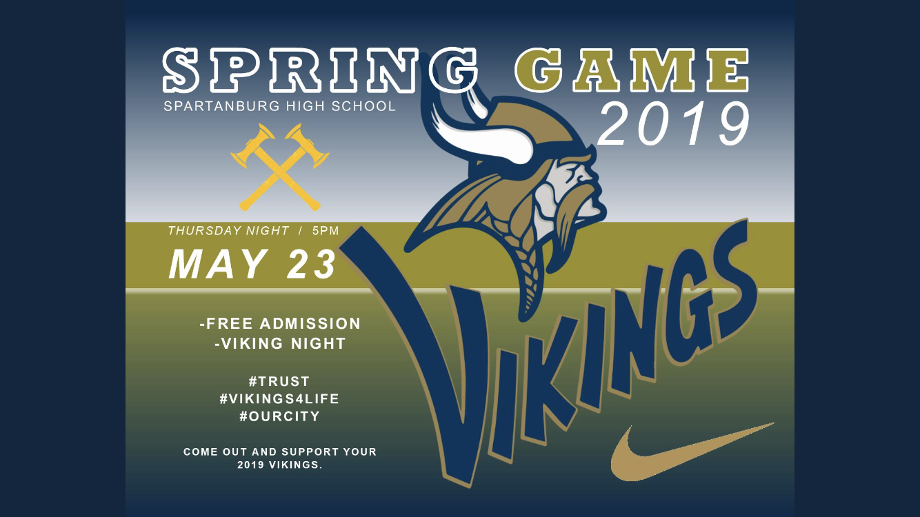 Football Spring Game