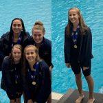 State swim champions