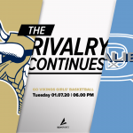 Vikings varsity basketball host Dorman Tomorrow – Tuesday